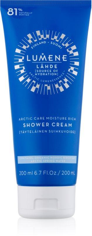 Lumene Lähde [Source of Hydratation] hydratačný sprchový krém